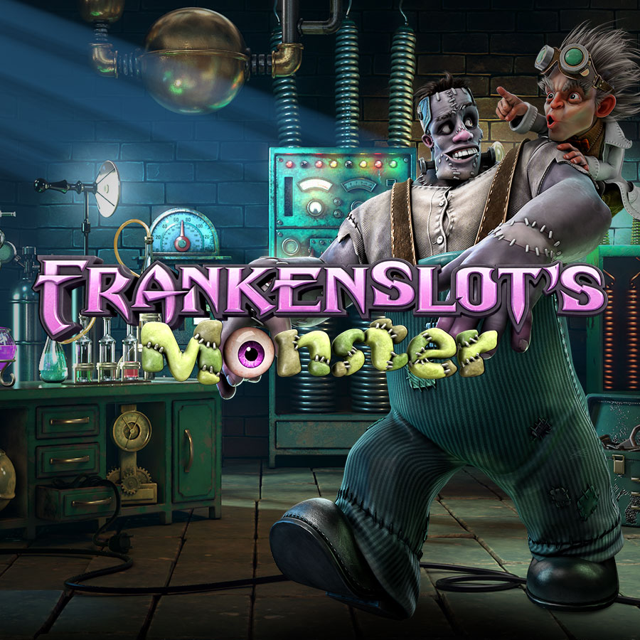 frankenslots-monster